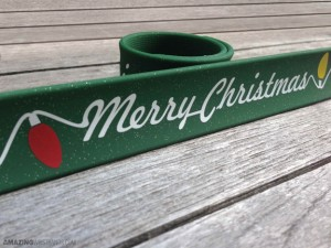 Christmas Wristbands