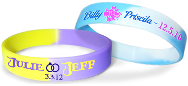 Wristbands For Wedding Festival