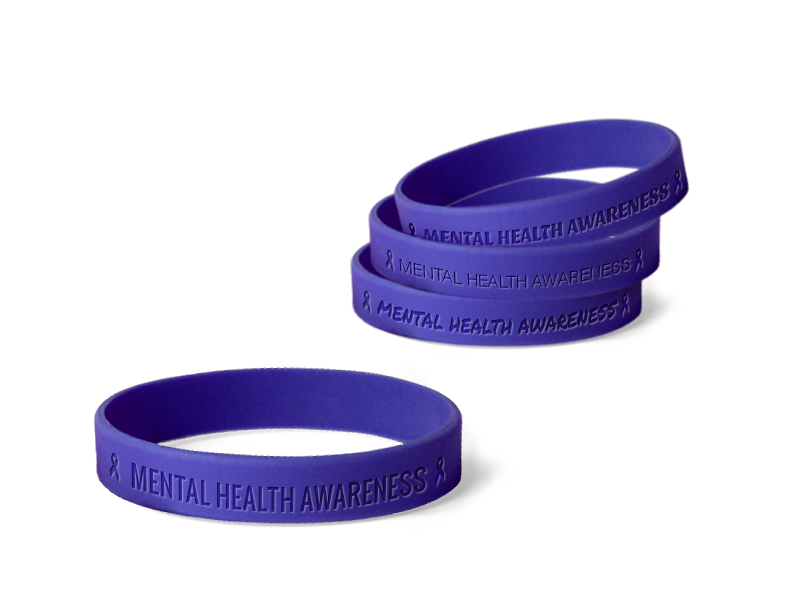Mental Wellness Wristbands