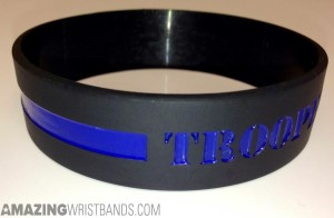 Thin Blue Line Bands In Bulk