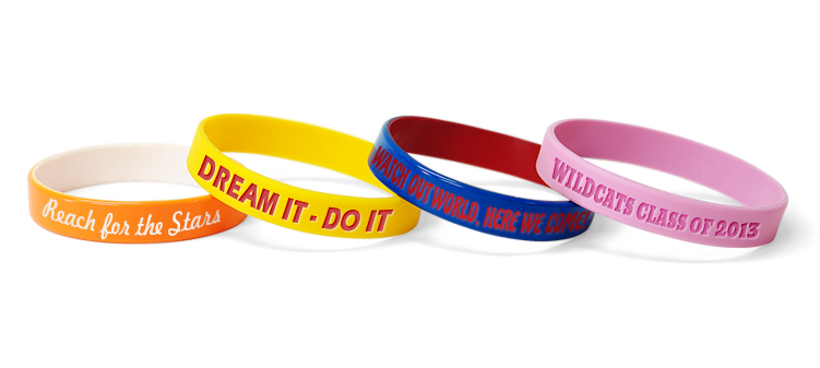 Graduation-Wristbands