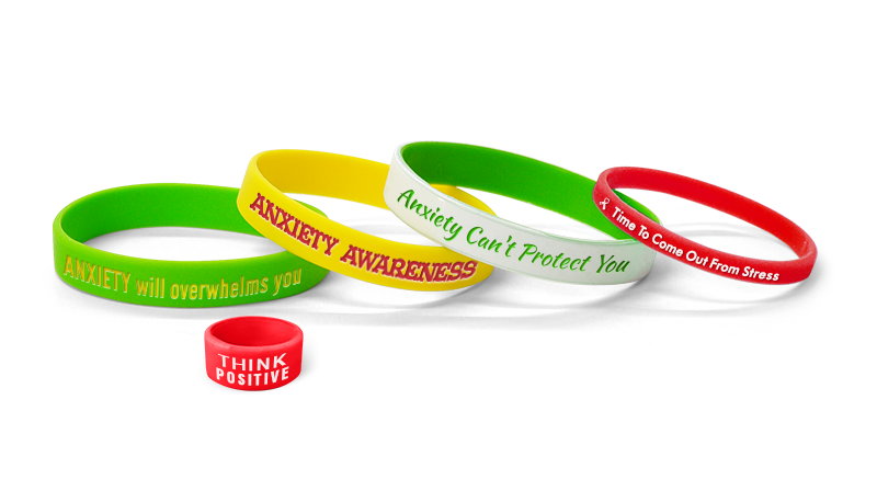 Anxiety Awareness Bracelets