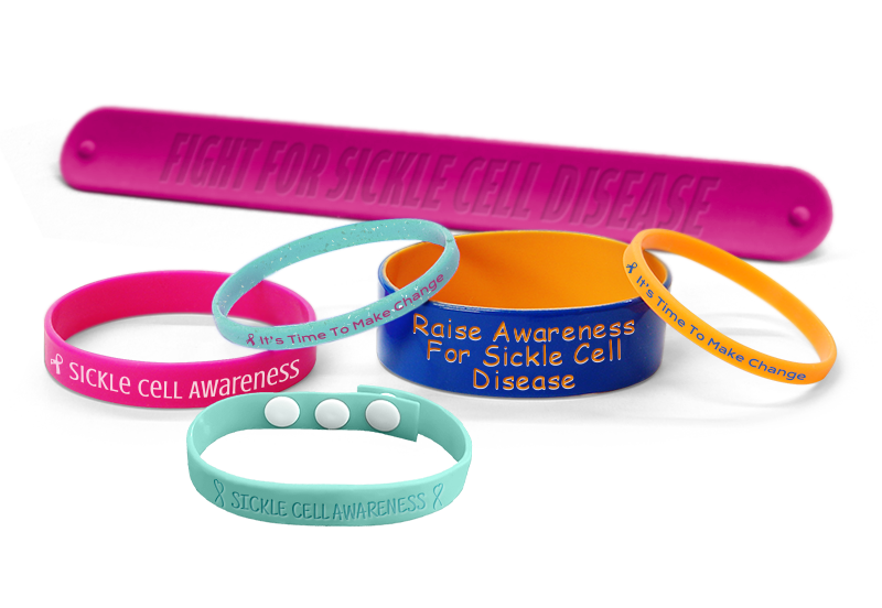 Sickle Cell Awareness Bracelets