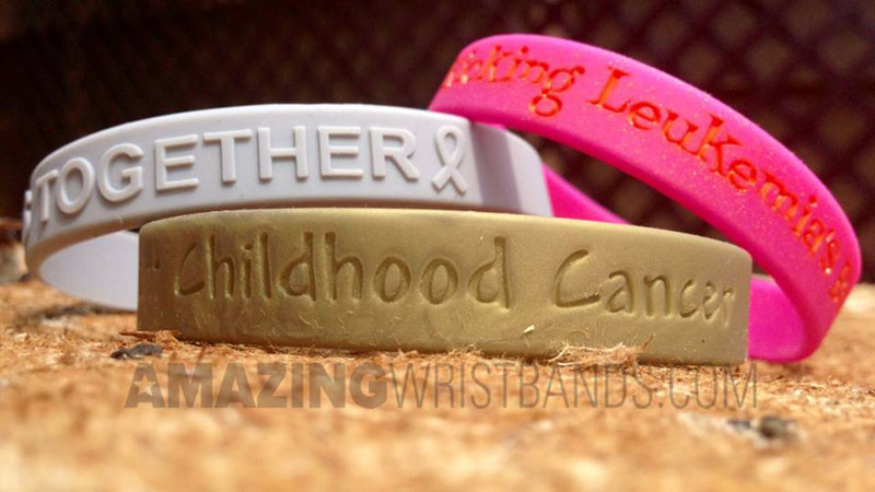 Pediatric Cancer Bracelets