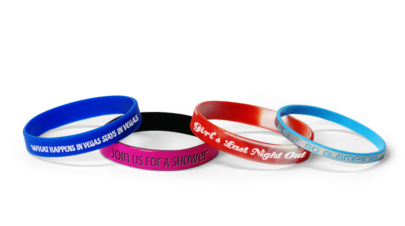 Bachelorette Wristbands