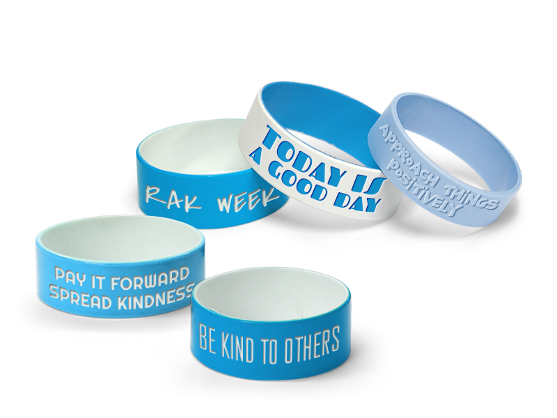RAK Week Kindness Bracelets