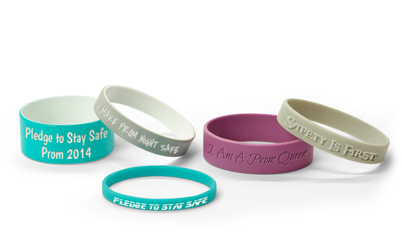 Prom Day Wristbands
