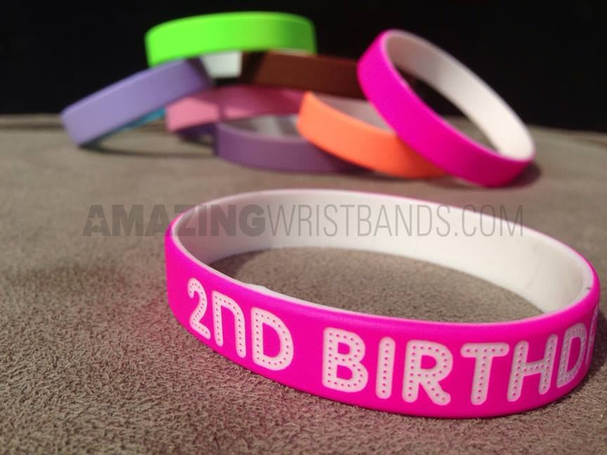 Custom Neon Bracelets For Kids