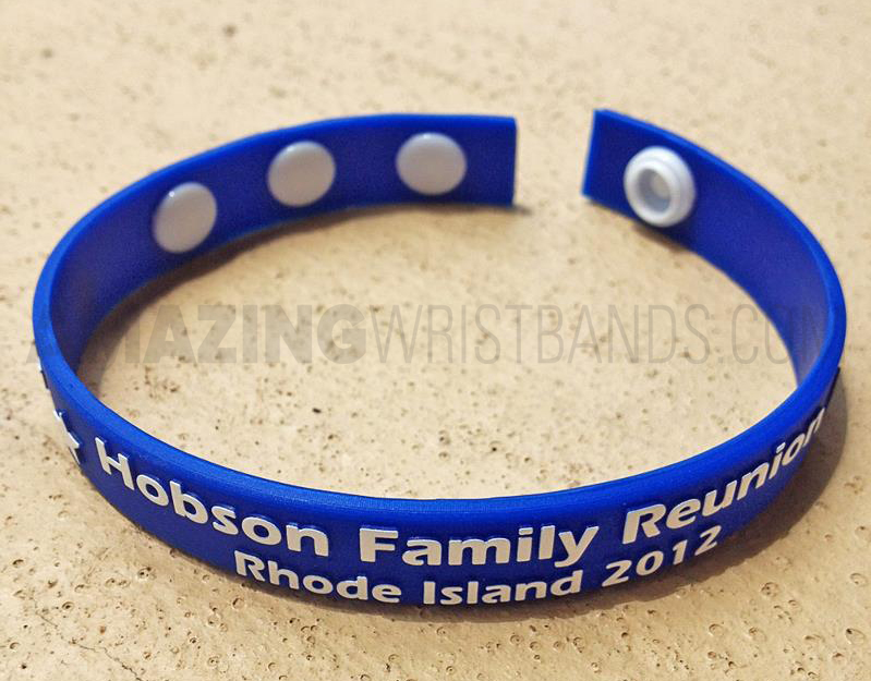 Family Reunion Wristbands