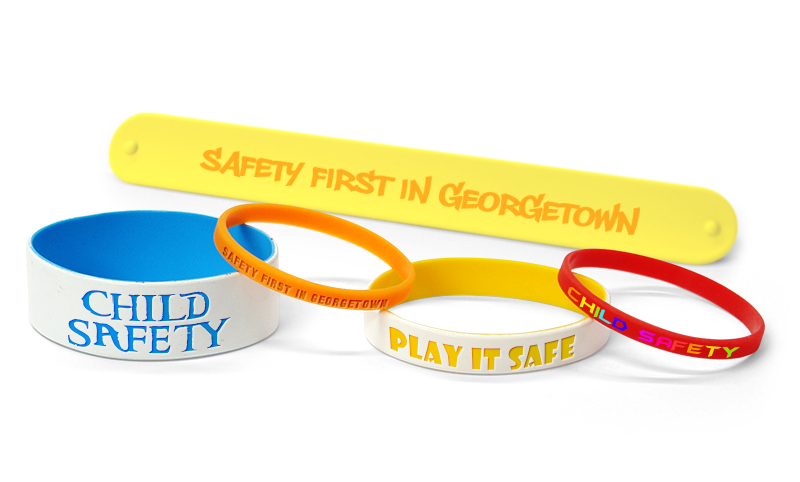 Accident Prevention Awareness Bands